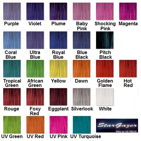 Plume Semi Permanent Hair Colour Rinse Dye Stargazer